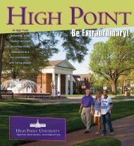View This Document - High Point University