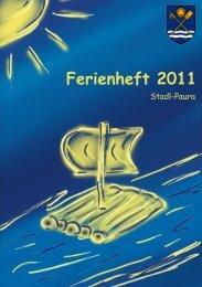 Ferienheft 2011 - Stadl-Paura