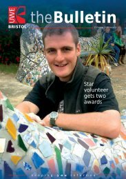 Oct 05 bulletin - University of the West of England
