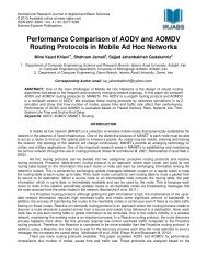 Performance Comparison of AODV and AOMDV Routing Protocols ...