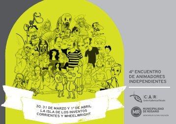 Catálogo edición 2012 - Secretaría de Cultura y Educación