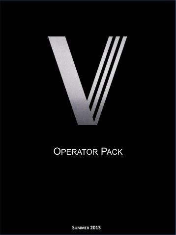 Victor for Operators