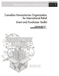 Event and Fundraiser Toolkit