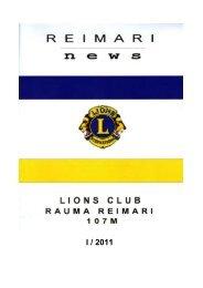 2011-1 - Suomen Lions-liitto ry