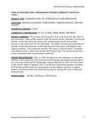 2012SPA.Wat:San Proposal - Global Hand