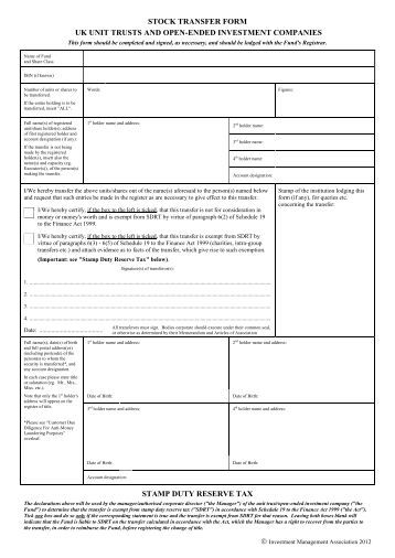 dating stock transfer forms An overview of what's involved when shares are transferred in a private company, including a template stock transfer form free stock transfer form template.