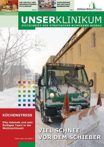 UNSERKliniKum - Städtisches Klinikum Dessau