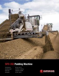 SPD-350 Padding Machine - Worldwide Machinery