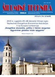Šilumine technika (44).pdf - Lietuvos šilumos tiekėjų asociacija (LŠTA)