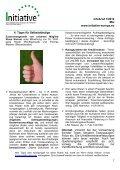 Infobrief 1/2012 - Initiative eV - Page 7