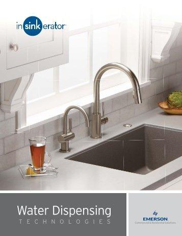 Hot Water Dispensers Brochure - InSinkErator