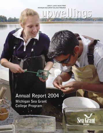 PDF download - Michigan Sea Grant - University of Michigan