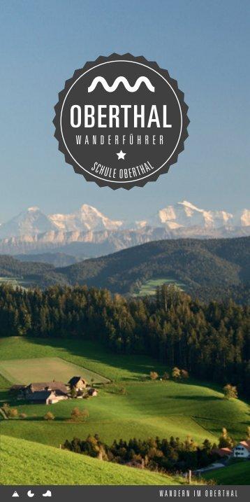 Wanderführer Oberthal