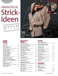 Fantastische Strick-Ideen Style Edition als PDF ... - bpa media gmbH