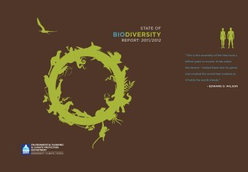State of Biodiversity Report- 2011 to 2012.pdf - Durban