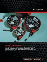 BALANCERS - Ingersoll Rand