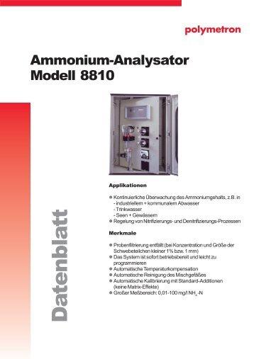 8810 - Ammonium