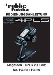Anleitung deutsch (PDF, 5115 KB) - Robbe