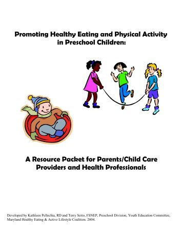 Eat Healthy and Get Active