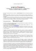 2° concorso di storie personali SCRIVITIAMODENA - CGIL Modena - Page 2