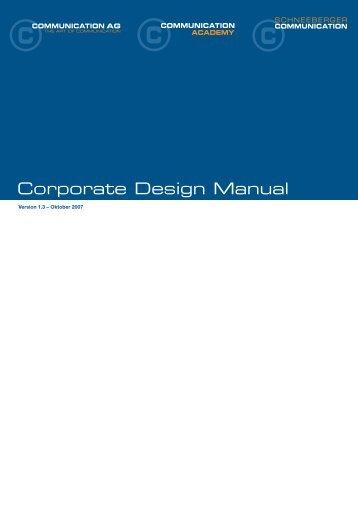 Download Manual (PDF) - Communication AG