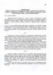 Metodický pokyn Ministerstva kultury k vývozům kulturních statků ve ...