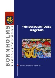 Ungehuset - Bornholms Regionskommune