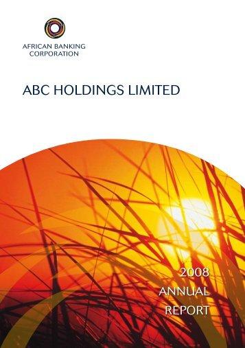 2008 - Investing In Africa