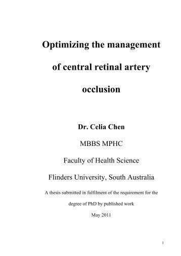 PhD thesis-Chen-rev-final - Theses - Flinders University
