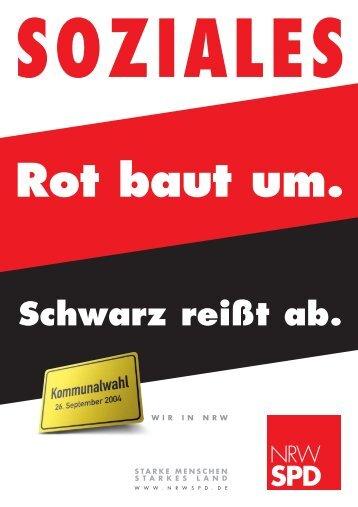 Soziales - NRWSPD
