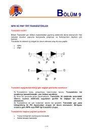 temel elektronik ders 9 - 320Volt