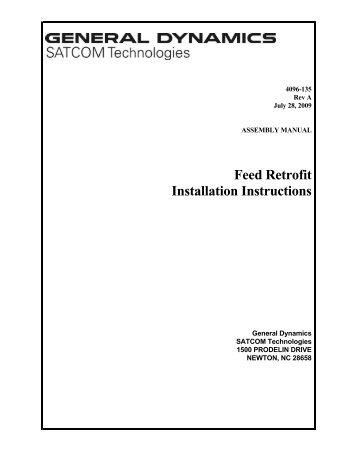 4096-135 - General Dynamics SATCOM Technologies