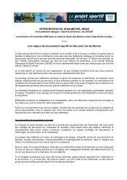 Téléchargez l'intervention de M. Jean-Michel Brun, vice-président ...