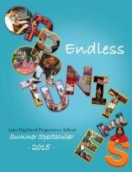 ReflectionS ReflectionS - Lake Highland Preparatory School