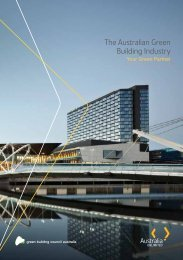The Australian Green Building Industry - Austrade
