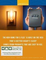 REMstar M-Series Brochure PDF - Direct Home Medical