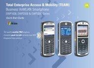 EWP-3100 Quick Start - Advanced Wireless Communications