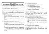 reglement fonds de participation des habitants (fph) - Blanc-Mesnil