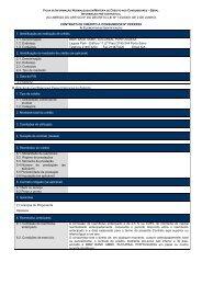 Ficha de Informação Normalizada - bMw
