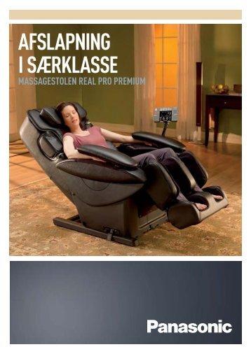Hent brochure - Care Relax, Massagestol