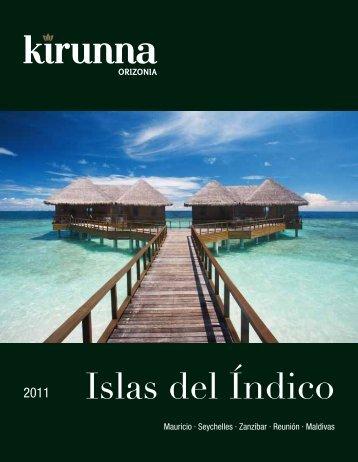 Islas del Índico