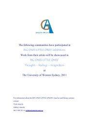 AFGHANISTAN ALL WORKS IN GARAGE - Art Gallery - University of ...