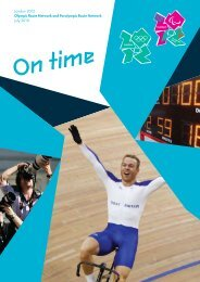 Paralympic Games - London & Partners