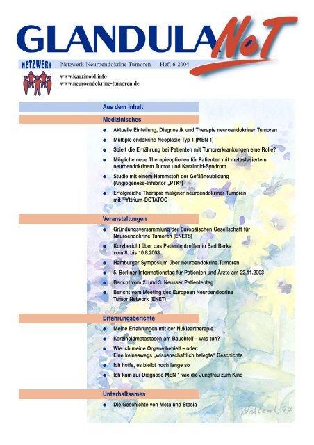 Soziale Sicherheit der endokrinen Ernährung