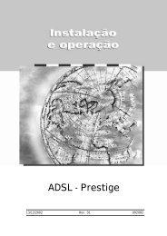 ADSL - Prestige - GVT