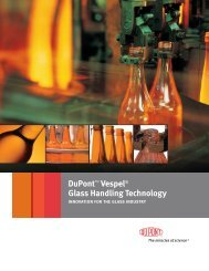 to learn about DuPont™ Vespel® Glass Handling Technology.