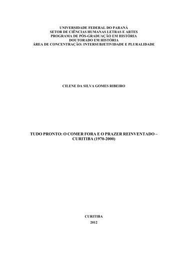 Download tese - Setor de Ciências Humanas UFPR - Universidade ...