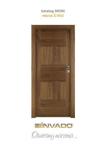 Katalog drzwi INVADO - icotrend.sk