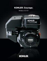 Courage - Kohler Engines