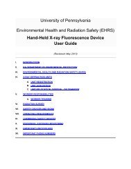 Hand-Held X-ray Fluorescence Device User Guide - Environmental ...
